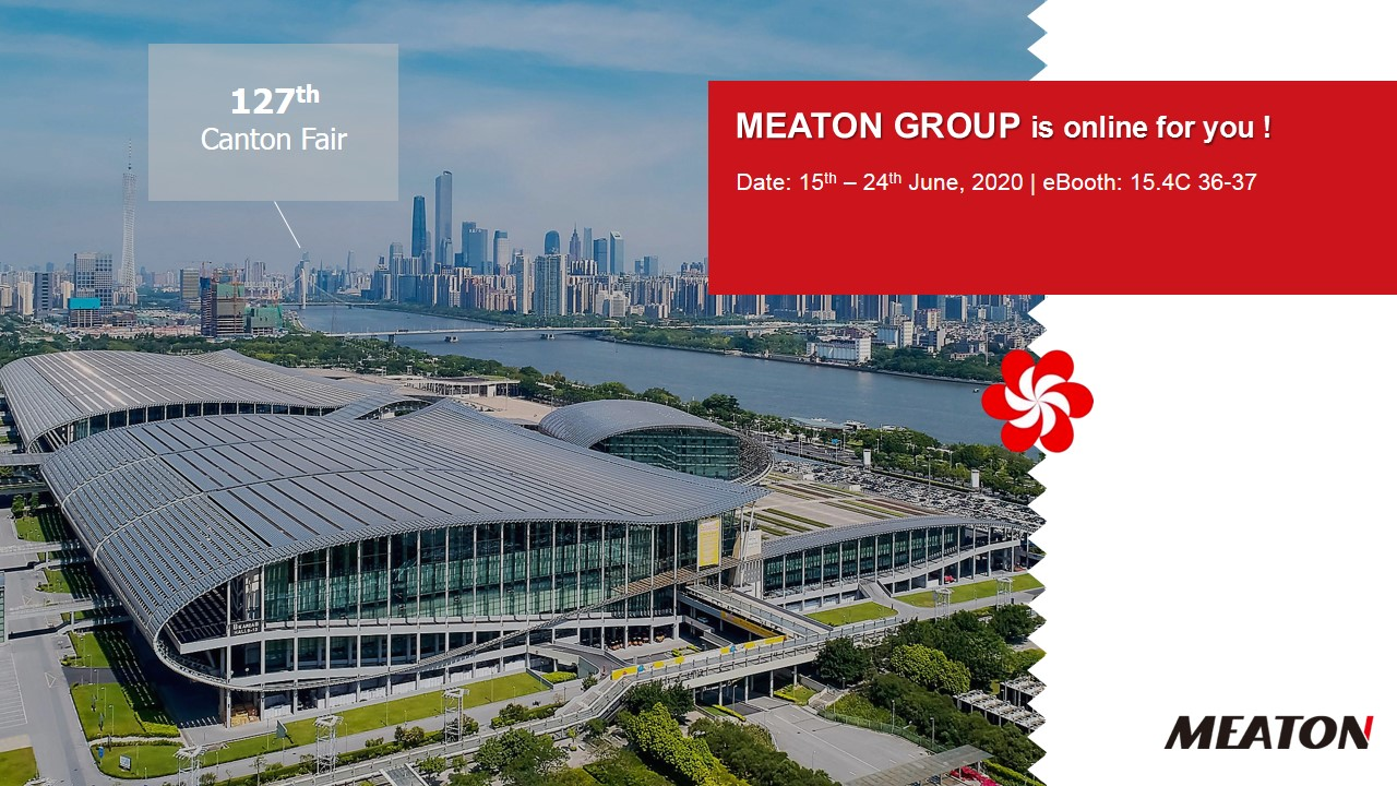 Meaton at Canton Fair